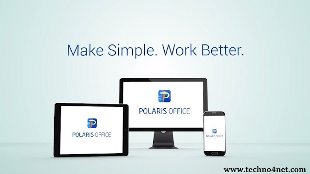 تحميل Polaris Office - Docs + PDF  للأندرويد مجاناً