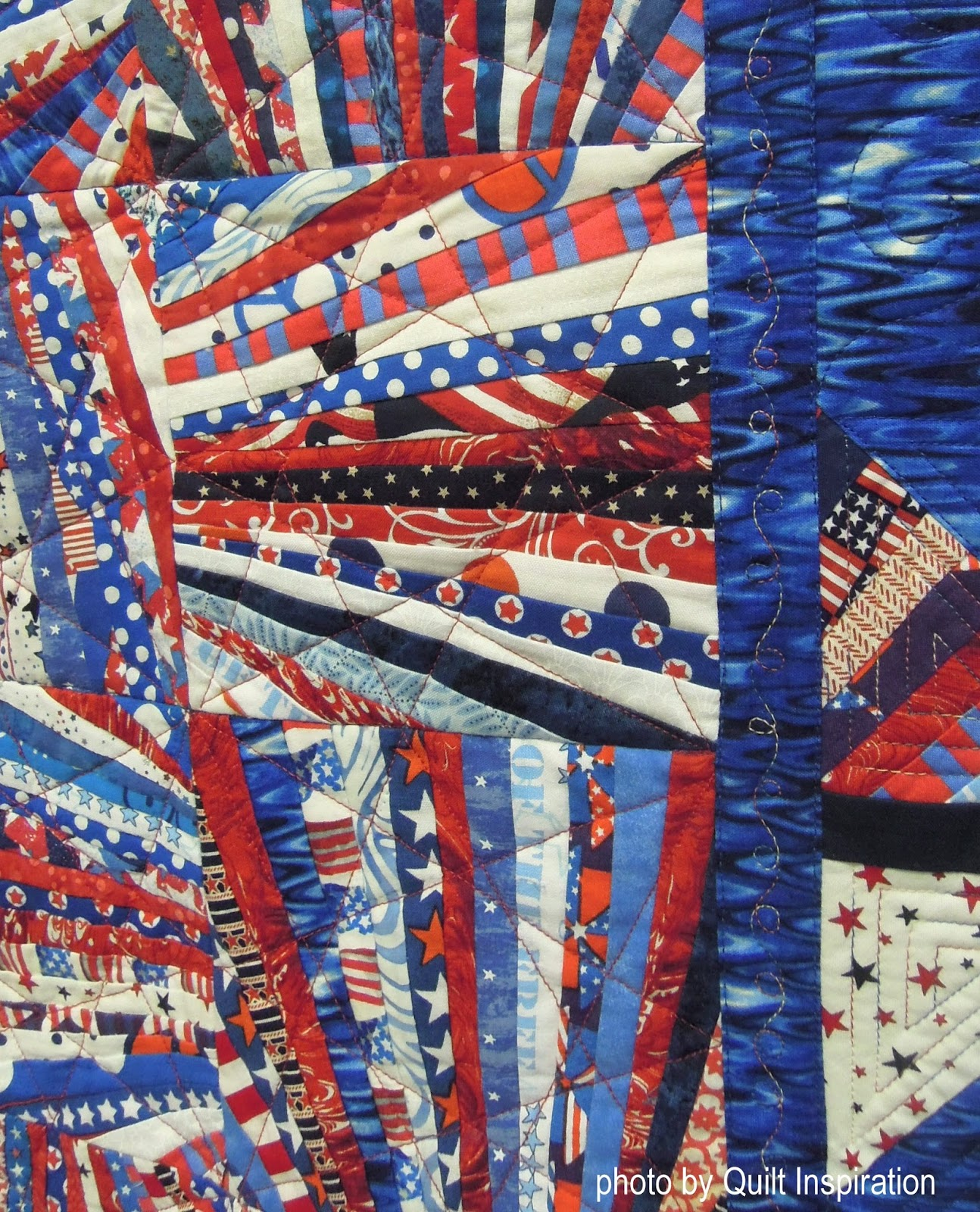and pattern patterns quilting patriotic table blue july quilt white by topper craftsy red quilts article