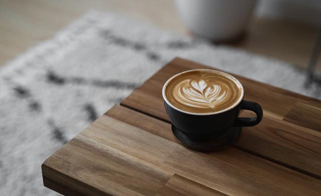 latte with skim milk