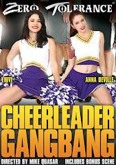Cheerleader Gangbang xXx (2016)
