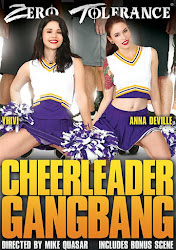 Cheerleader Gangbang xXx (2016)