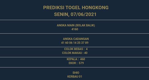 3 - PREDIKSI HONGKONG 07 JUNI 2021