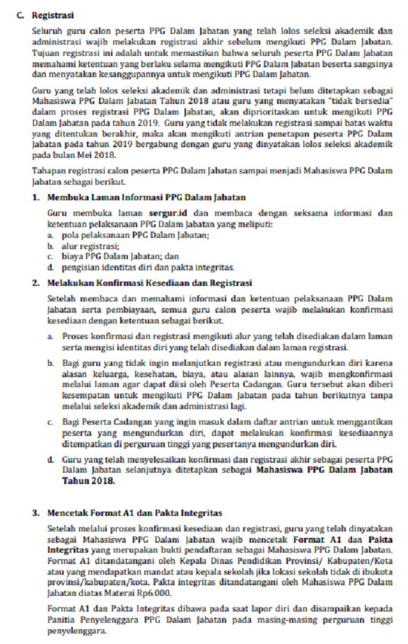 Selamat tiba di blog pendidikan terbaru Daftar Nama Calon Peserta PPG 2019 se- Indonesia