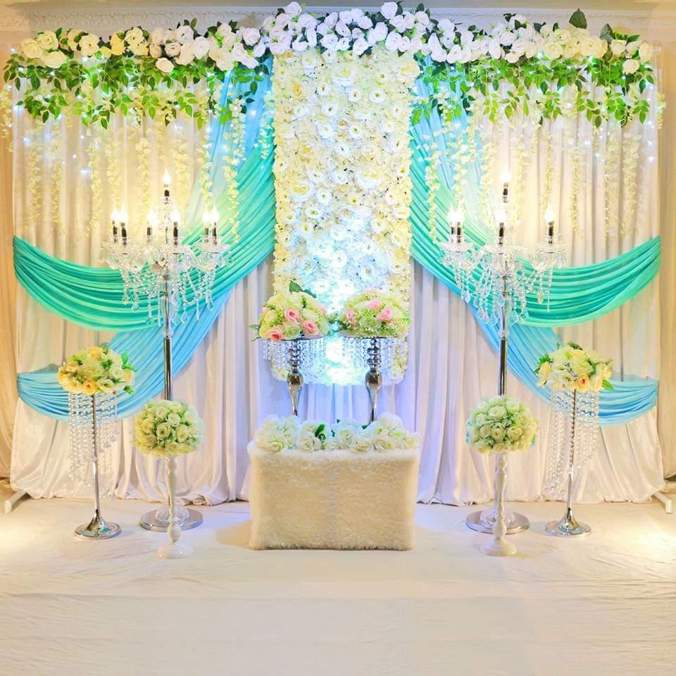 Jasa Vendor Dekorasi Bunga Pelaminan 028