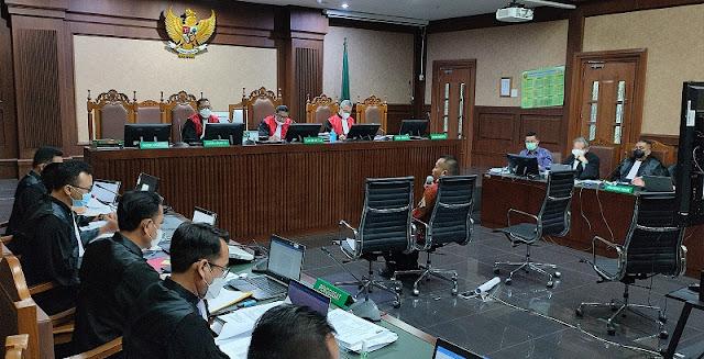 Ketua DPC PDIP Kendal Ngaku Dapat Duit Dari Juliari Hingga Rp 508,8 Juta
