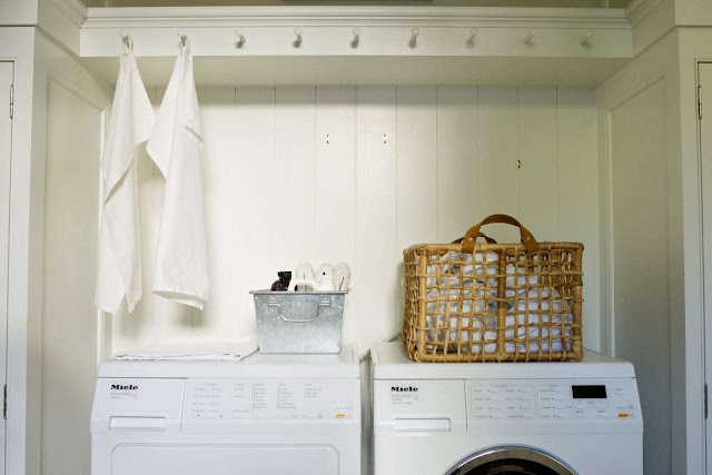 moving your laundry room