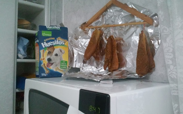 приготовление бастурмы +в домашних условиях