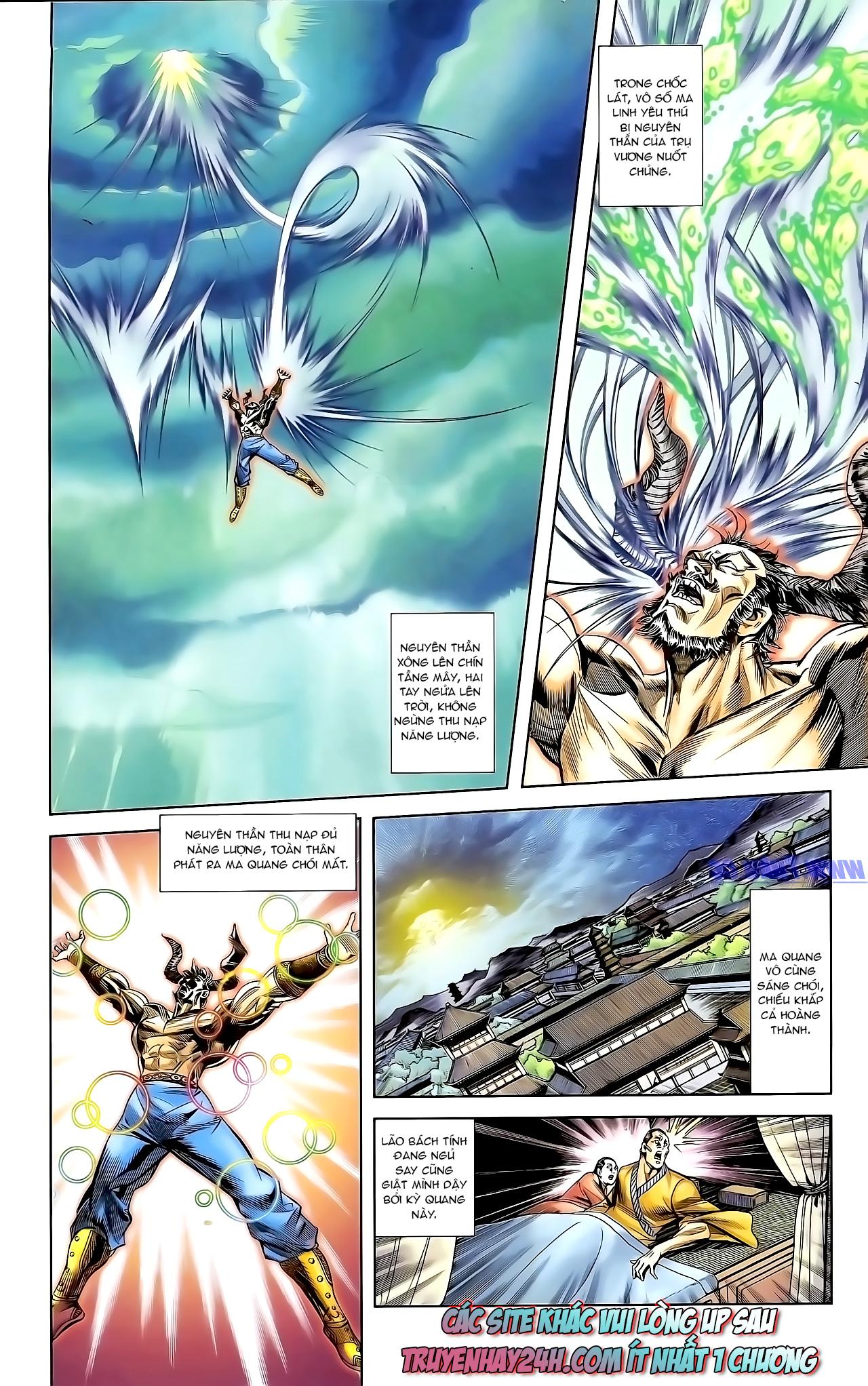 Cơ Phát Khai Chu Bản chapter 159 trang 28