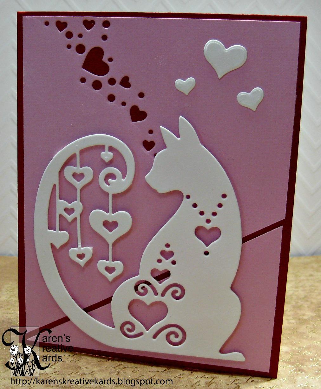 karen s kreative kards friend s valentine card