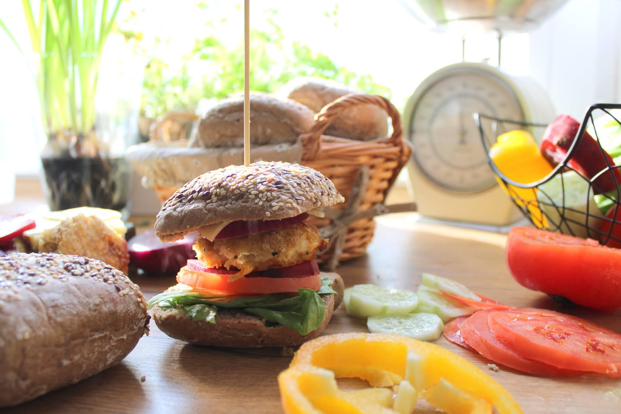 Smaczne dodatki do fishburgera