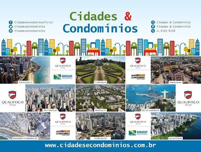 Terceira temporada do programa Cidades & Condomínios estreia na quinta-feira (11/07) no canal 12 da net