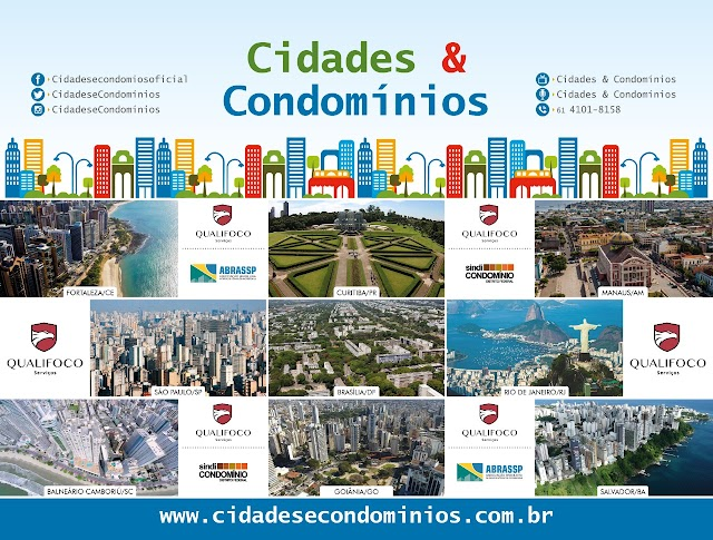 Cidades e Condomínios na TV