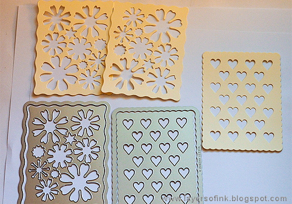 Layers of ink - Wrapped Journal Tutorial by Anna-Karin Evaldsson with Eileen Hull Sizzix Book Club 2