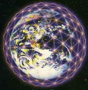 Az 5 tudatszint, Krisztusi-háló és az emberiség felemelkedésének terve