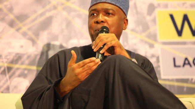 Nigerian senate president linked to Paris club refund scam