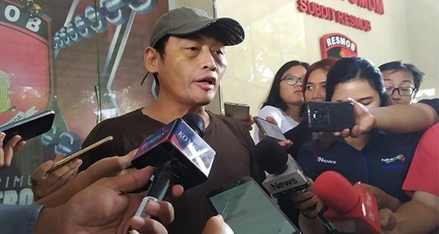 Buzzer Jokowi Ninoy Karundeng