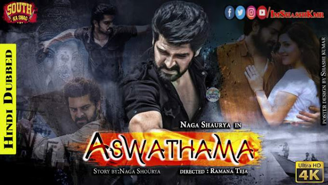 Aswathama 2021 Hindi Dubbed Full Movie Download - watch movie online-Aswathama 2021 Hindi Dubbed Full Movie Release Date Confirm | ‎Naga ‎Shourya