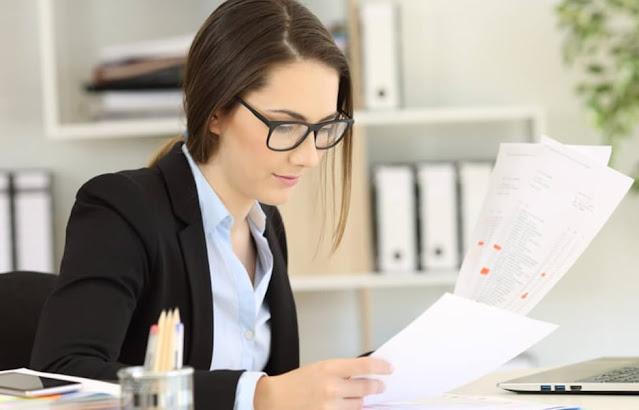 100 Lebih Rincian tugas seorang sekretaris