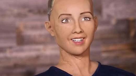 La 'ciudadana' androide Sophia quiere tener hijos