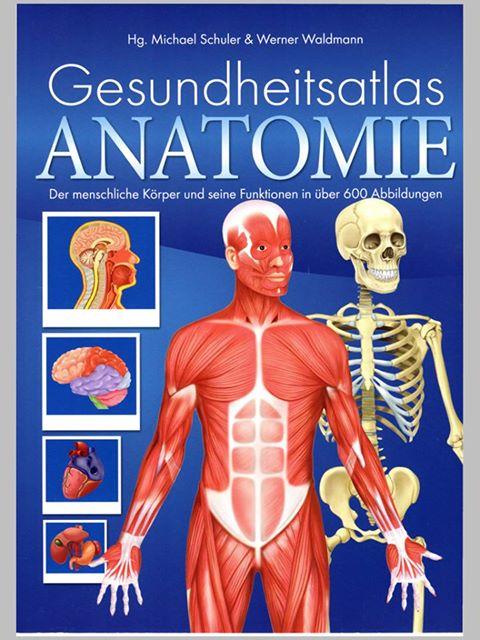 Alles zum Deutschlernen: Gesundheitsatlas Anatomie: Der menschliche ...