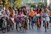 Bursa Süslü Kadınlar Bisiklet Turu 22 Eylül'de