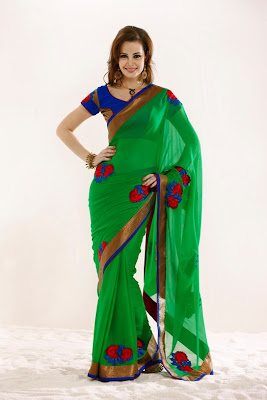 Man-Mohani Designer Sarees most Favorite Saree