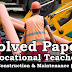 Kerala PSC : Solved Paper, Vocational Teacher - Civil Construction & Maintenance (VHSE)