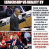 Leadership vs Reality TV (Picture)