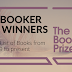 Booker Prize Winners List from 1968-2021 with Books or Novels