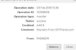 GPTPlanet payment proof