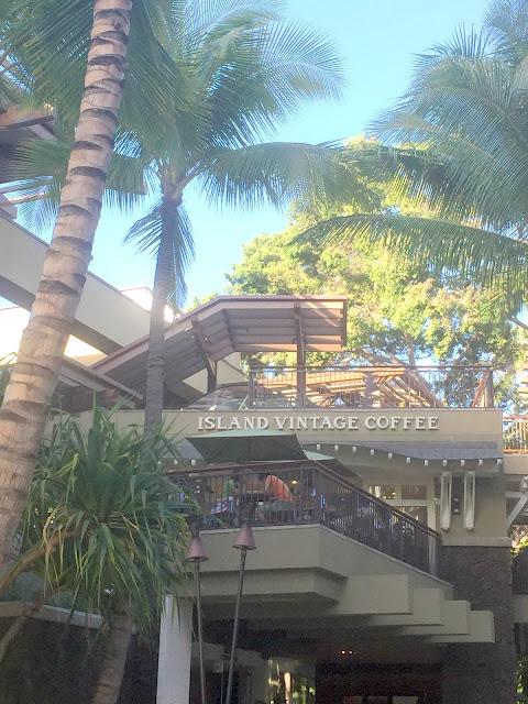 Travel, Travel Blogger, Oahu, Hawaii, Coffeeshop, Island vintage Coffee