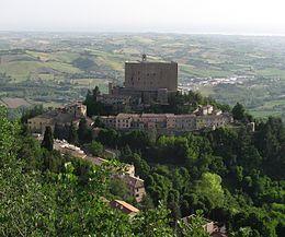 Montefiore Conca - Rocca