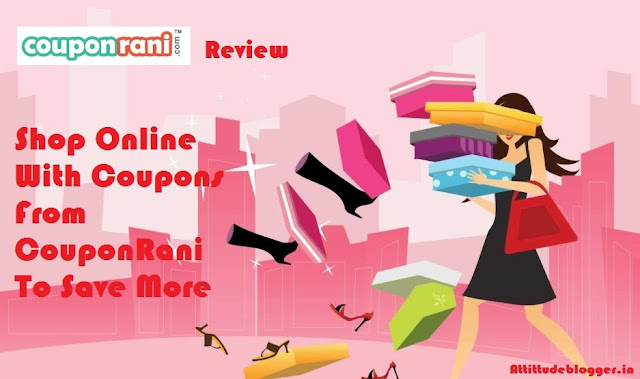 Shop Online With Coupons From CouponRani To Save More