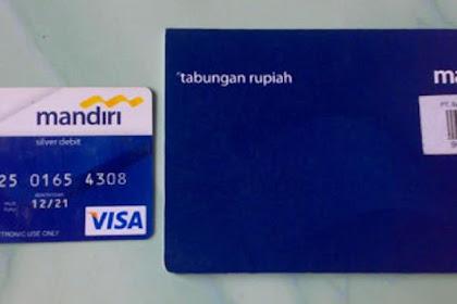 Fasilitas dan Biaya ATM Debit Bank Mandiri yang Wajib diketahui