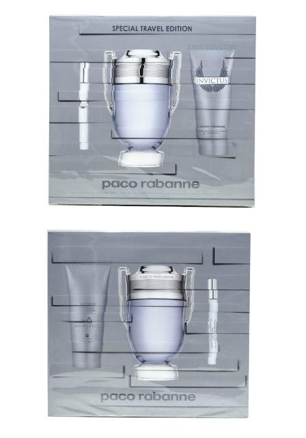 Paco Rabanne Invictus Perfume Set