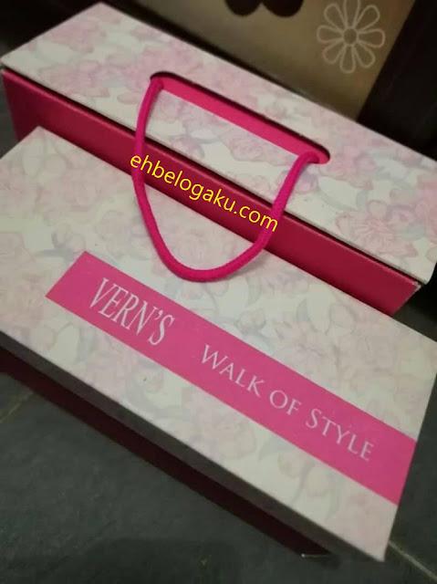 women shoes, kasut sales, VERN's