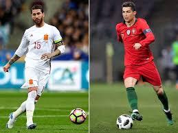 World Cup group B: Spain vs. Portugal live stream info