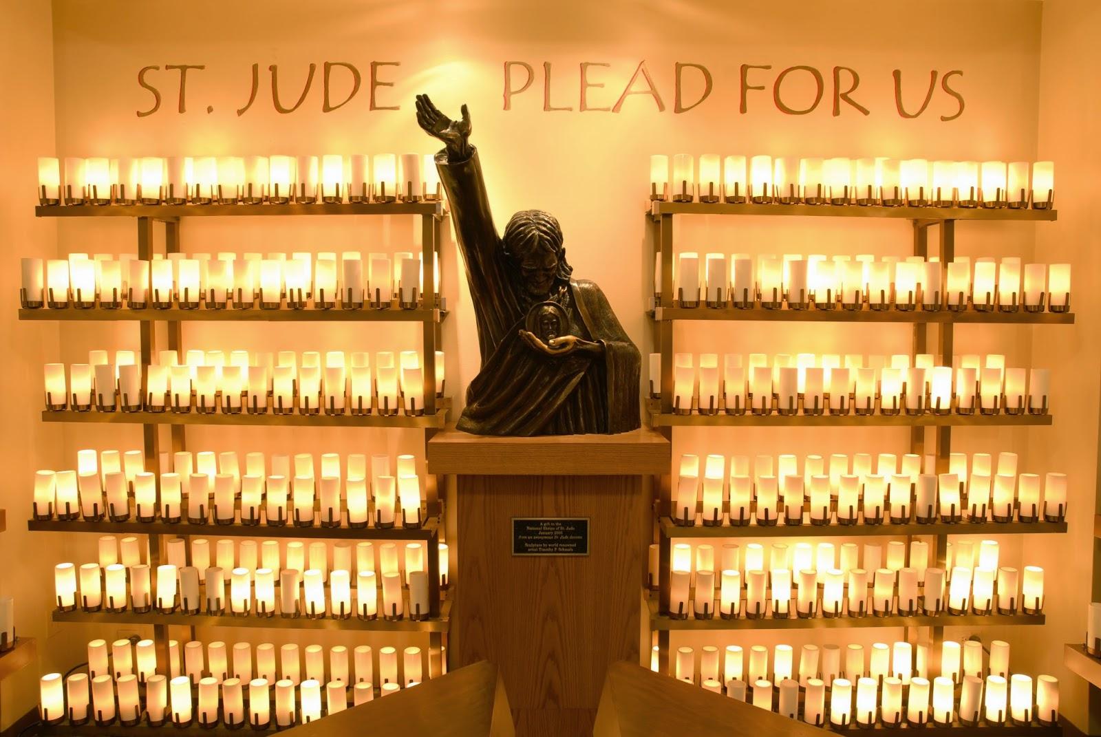 SAINT JUDE THADDAEUS: SEND A PRAYER REQUEST OR PETITION