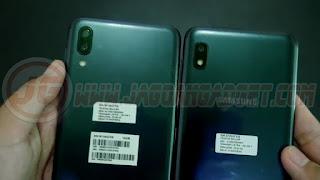 Kamera Samsung Galaxy A10 dan M10