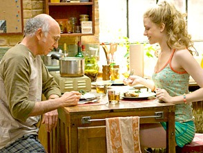 映画人生万歳の食卓場面