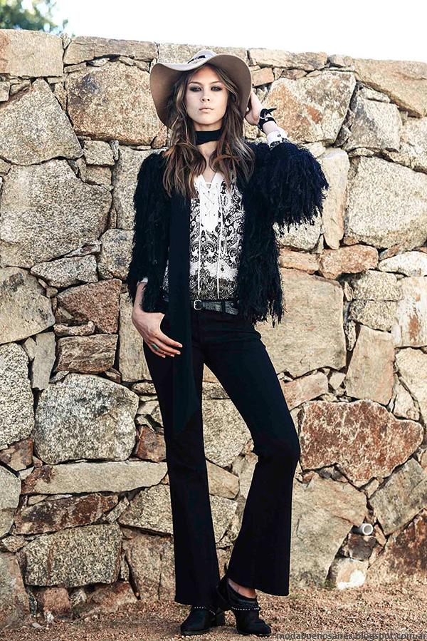 Tapados cortos de lana, pantalones oxford, camisas de mujer Tucci otoño invierno 2016. Moda 2016.