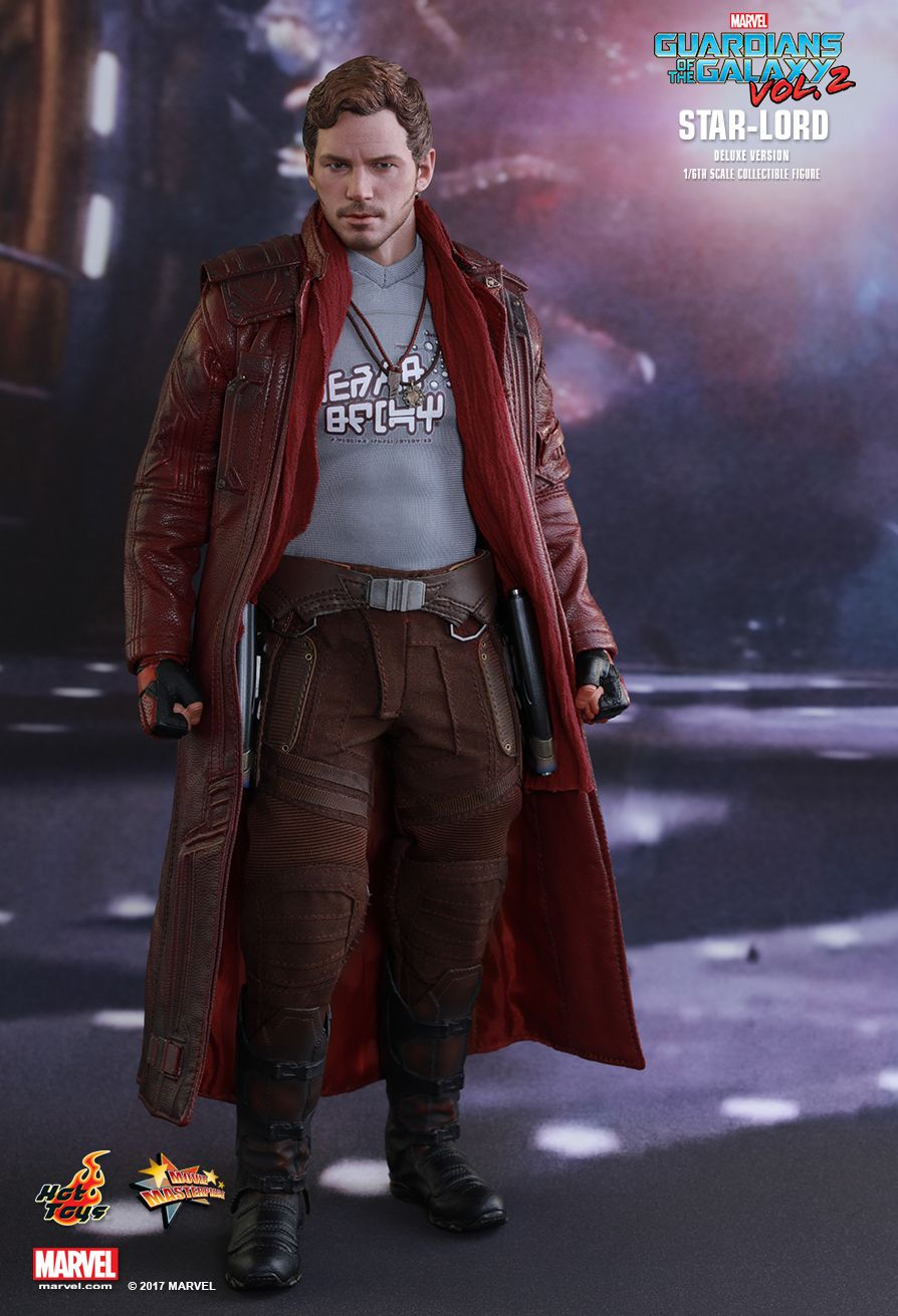 GUARDIANS OF THE GALAXY VOL.2 - STAR-LORD (Deluxe Version) 5