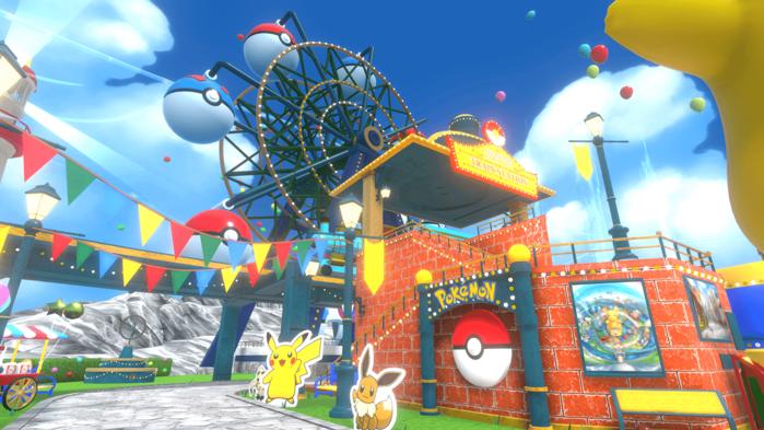 Pokémon Virtual Fest Entrada