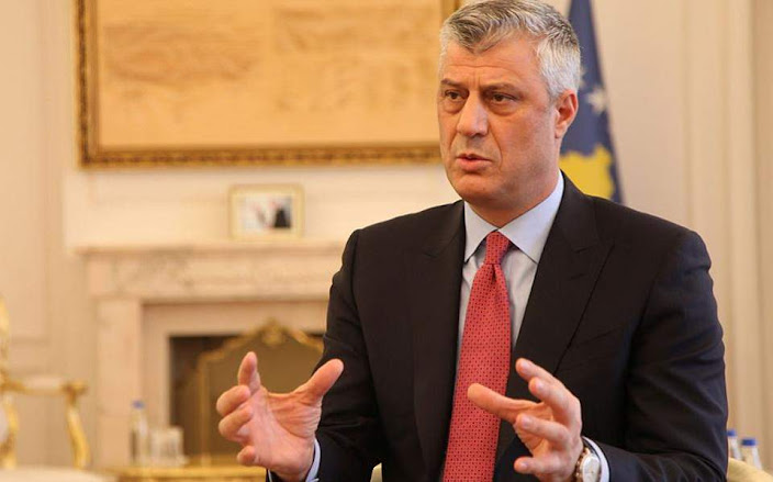 Κόσοβο: Παραιτήθηκε από πρόεδρος ο Θάτσι