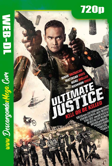 Ultimate Justice (2017) HD [720p] Latino-Ingles