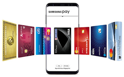 Samsung Pay beta é lançado com transferências internacionais de dinheiro e  Samsung Pay Cash Card
