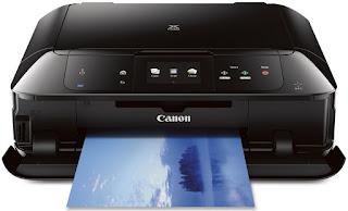 Canon Pixma MG7520 Driver Printer Download