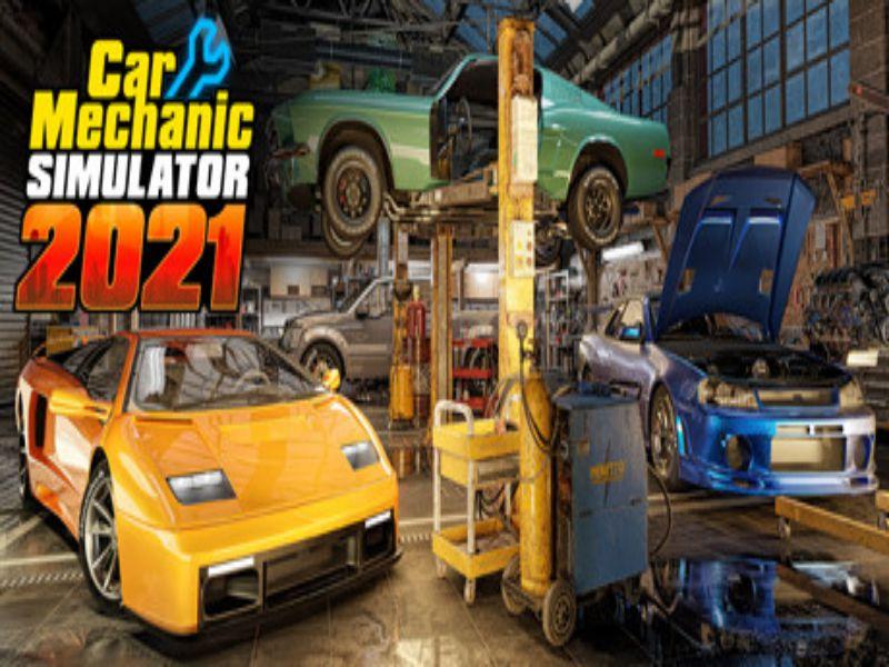 Download Car Mechanic Simulator 2021 Game PC Free