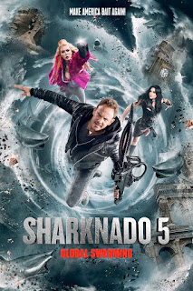 Download Sharknado 5: Voracidade Global Dublado 2017