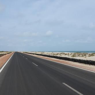 Road to Dhanushkodi - Rameshwaram